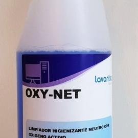 effygie-OXYNET 1L PRODUIT D'HYGIENE MULTISURFACE