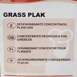 GRASS PLAK