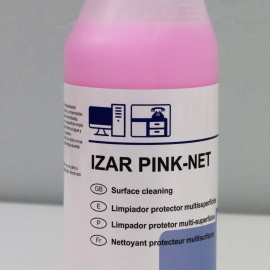 effygie-HYGIENE DES SURFACES-IZAR PINK